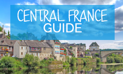 Central France Guide - Regional Travel guides