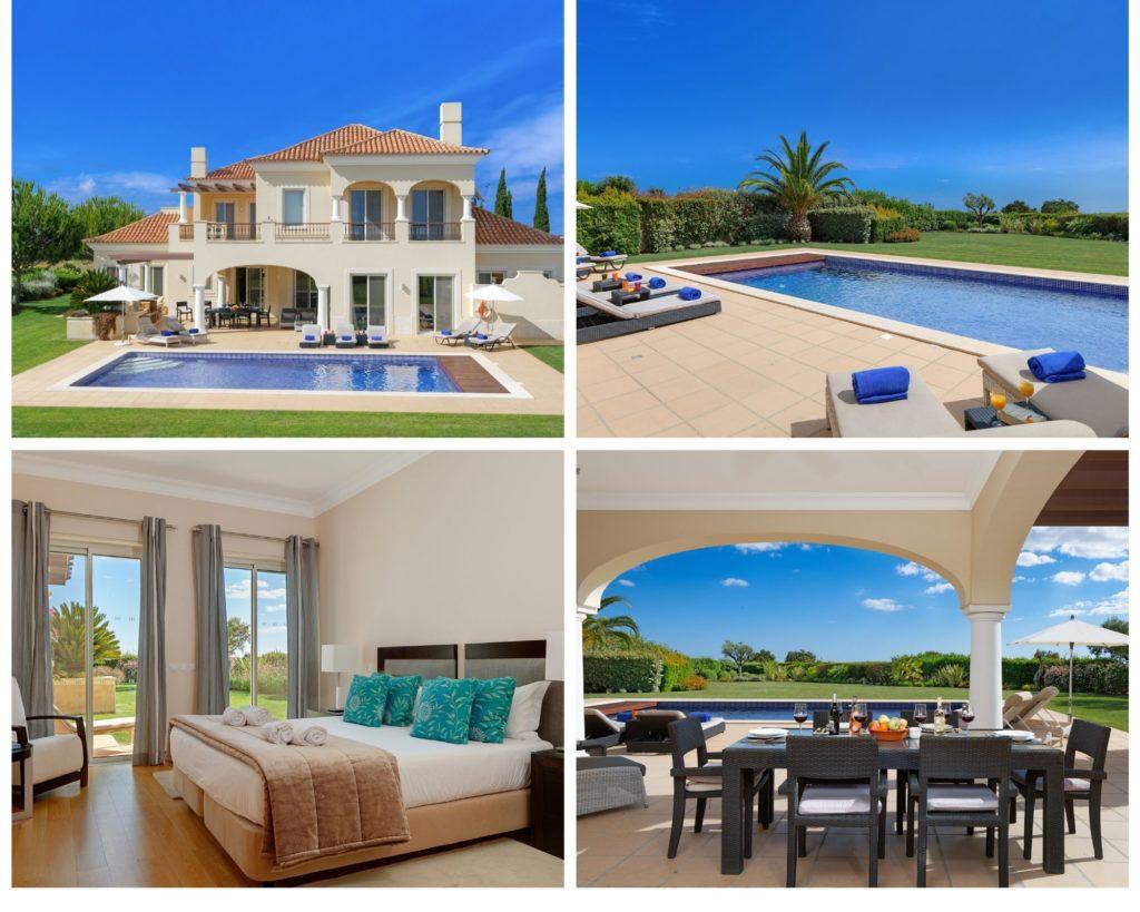 Villa Genoveva, Algarve