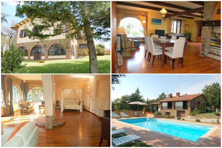 Villa Campana - Umbria - Oliver's Travels