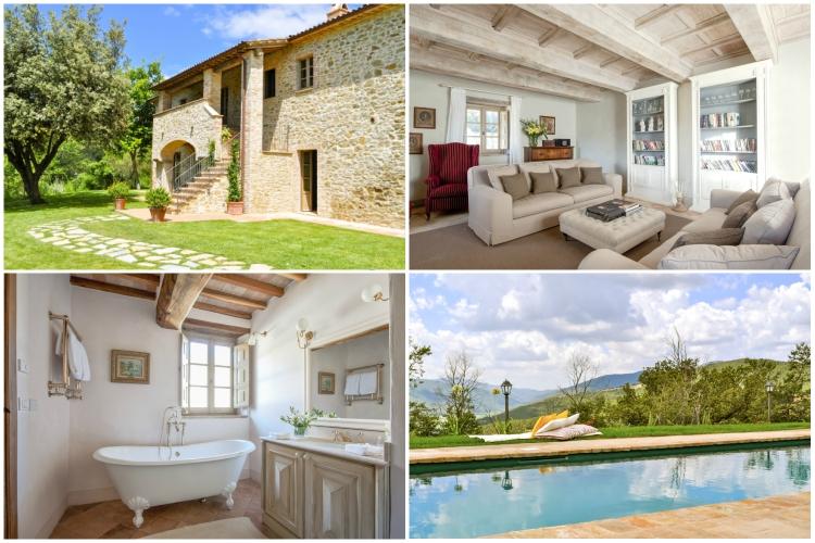 Villa Colabella - Umbria - Oliver's Travels