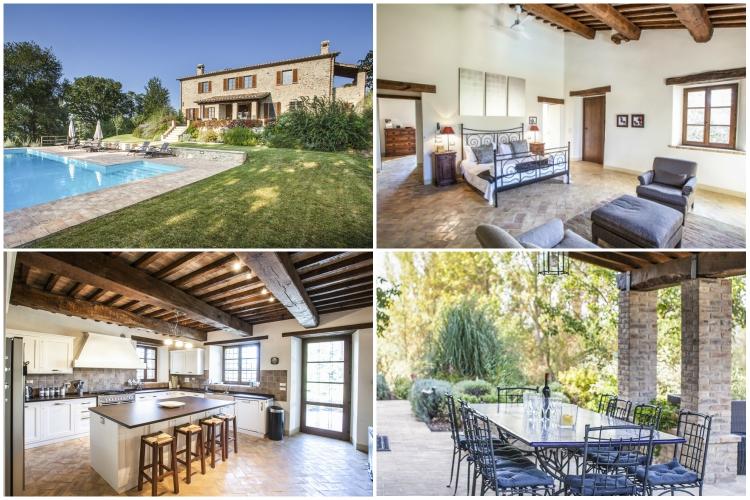 Villa Condotti - Umbria - Oliver's Travels