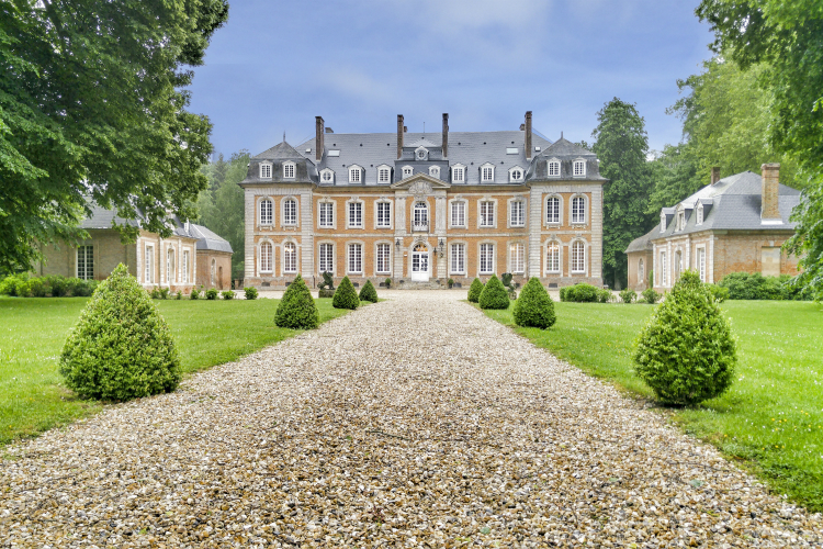Chateau-Philippe-de-Fay-Normandy-Olivers-Travels