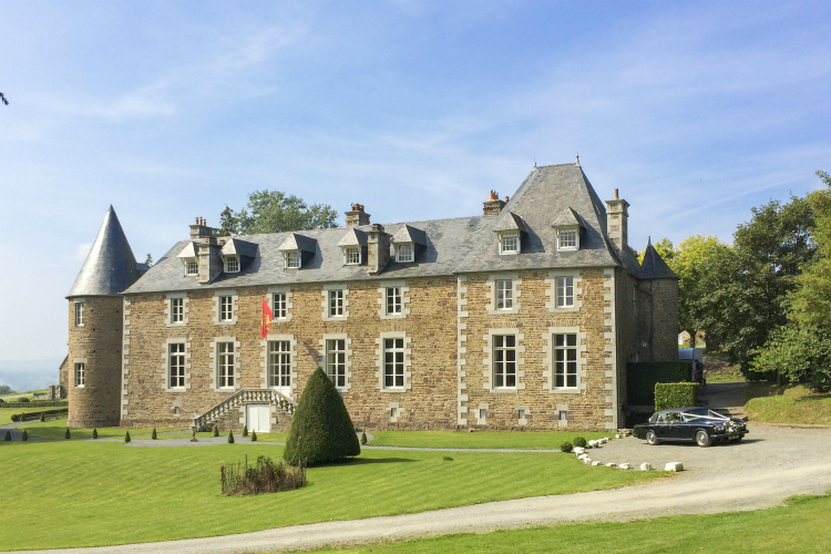 Chateau-Quatre-Saisons-Normandy-Olivers-Travels