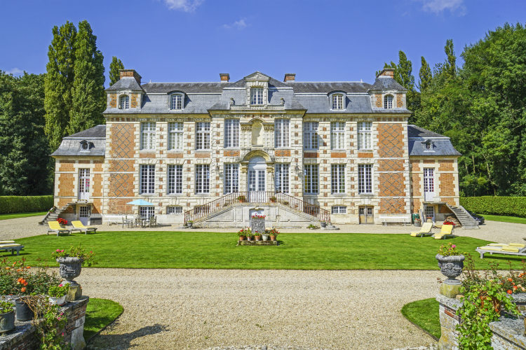 Chateau-des-Haras-Normandy-Olivers-Travels