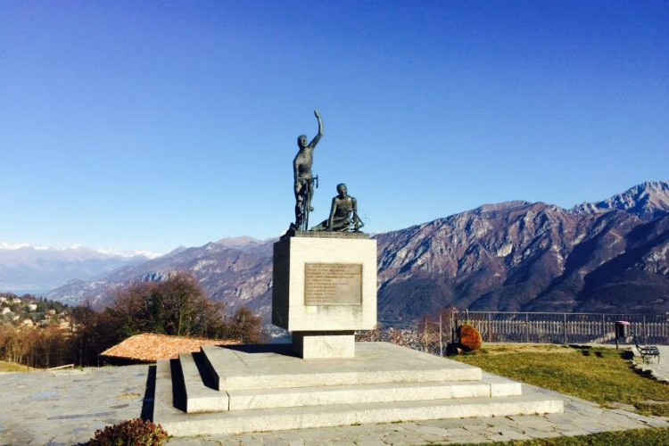 Go on a cycling pilgrimage to the Museo del Ciclismo Ghisallo