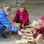 Jenga CHICKS retreat