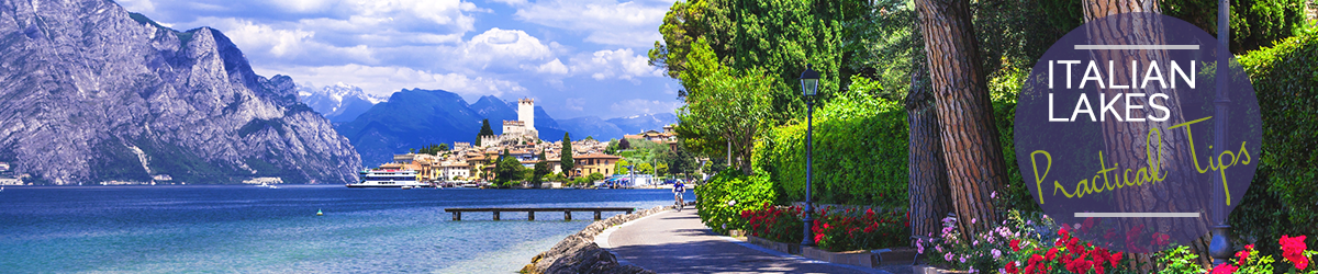 Beautiful Malcesine,Lake of Garda,Italy