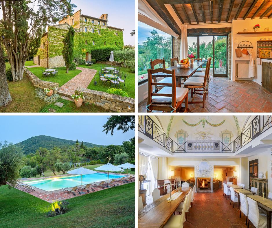 La Rustica - Umbria - Oliver's Travels