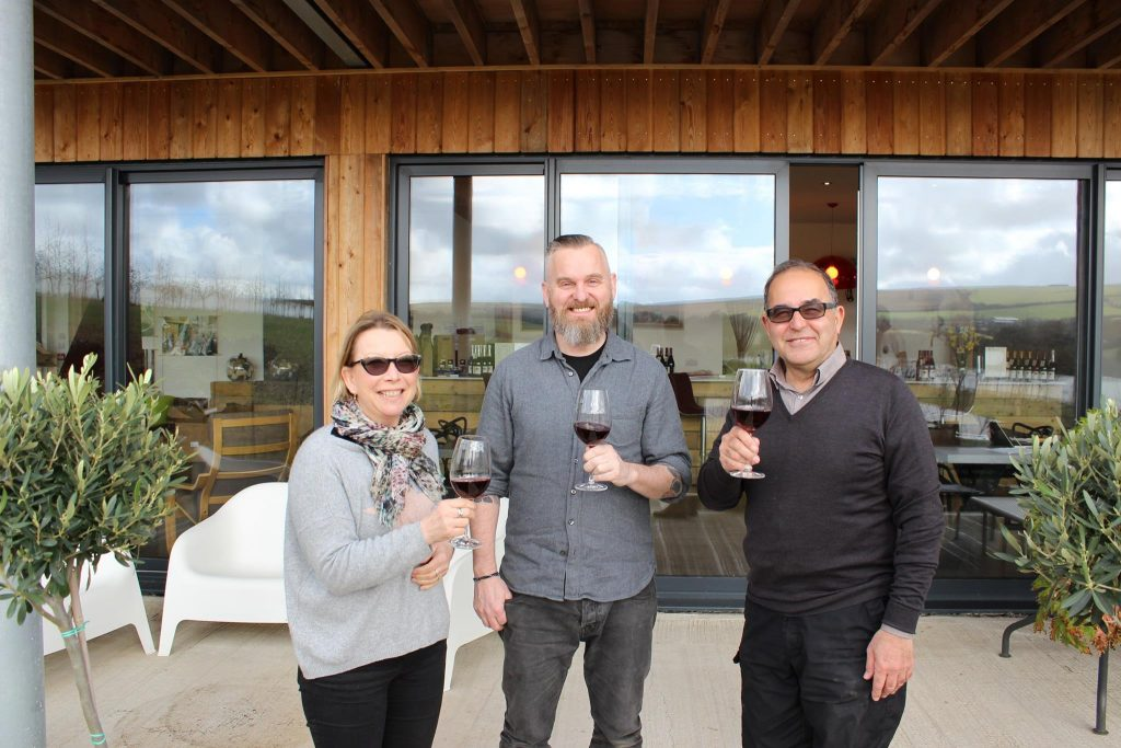 Trevibban Mill Vineyard - Cornwall | group activities in Cornwall