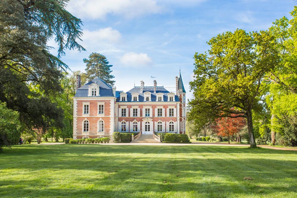 Chateau de la Cailletiere - Loire Valley - Oliver's Travels - France