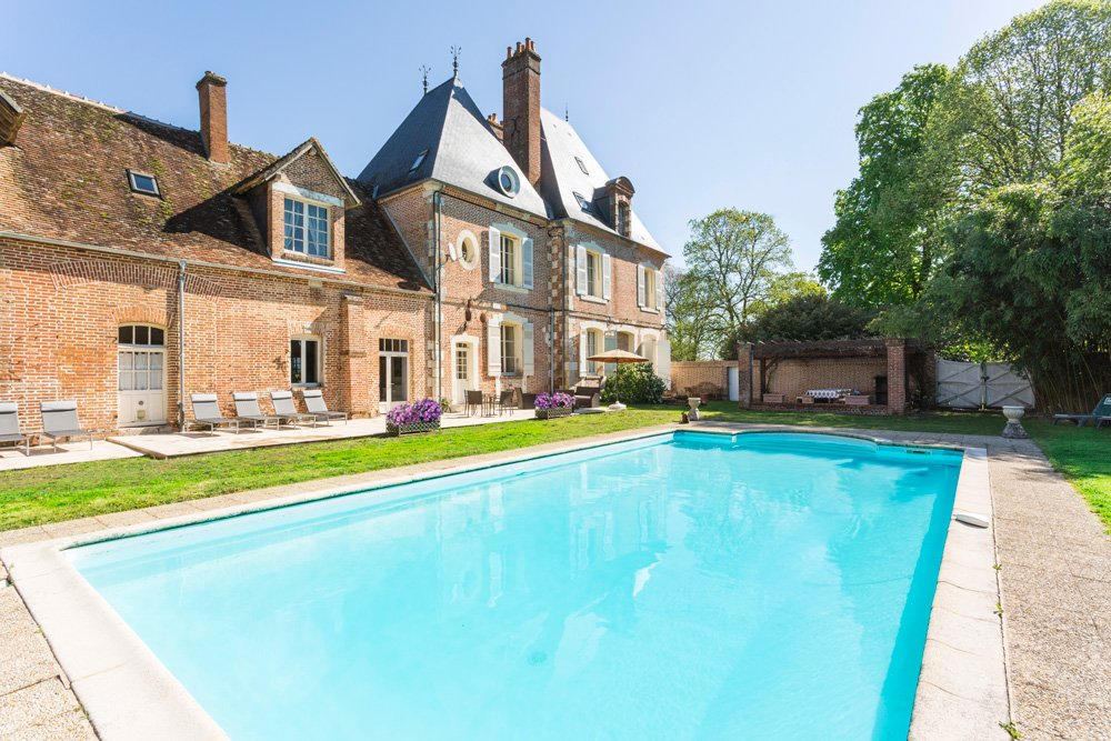 Chateau le Brun - Loire Valley - Oliver's Travels - France