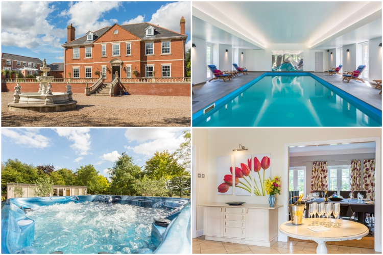 Highton Manor Spa & Estate - Oliver's Travels