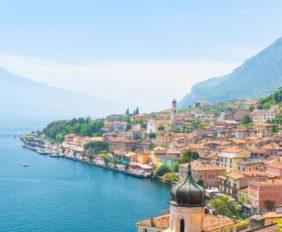 Lakes Italy