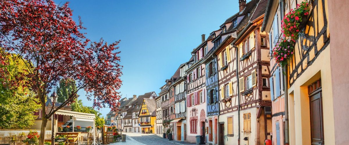 picturesque city homes and gardens. France s 15 Most Beautiful Towns And Villages The and in Oliver Travels