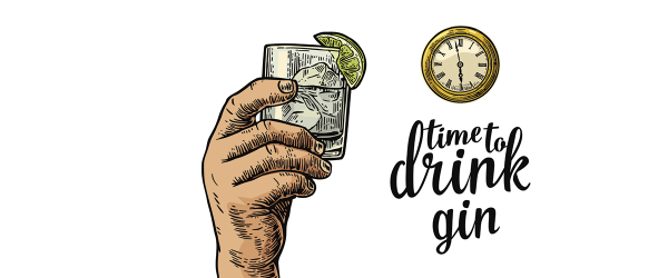 Around the World in 80 Gins