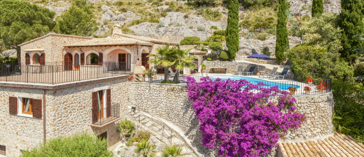 Top 10 Villas with Swimming Pools in Pollensa
