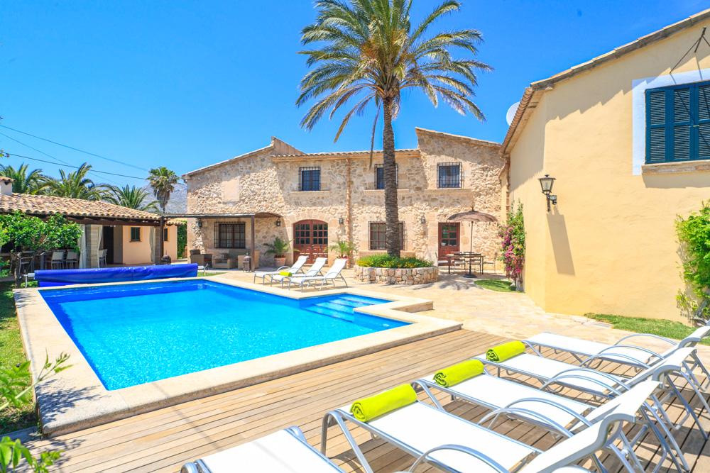 Villa Alqueria - Mallorca - Oliver's Travels