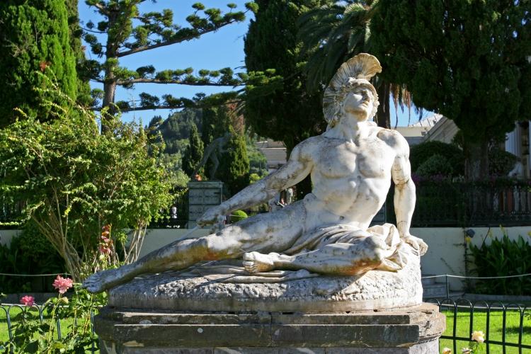 Achilleion Museum group activities in Corfu