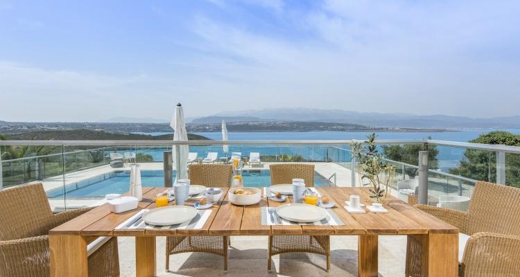 Athena Villa Superior, Crete