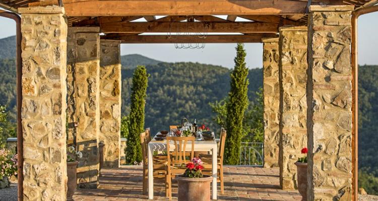 Casale Cocca, Tuscany
