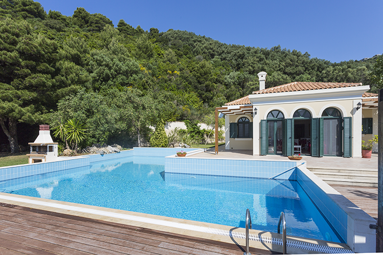 Villa Poseidon - Corfu - Oliver's Travels