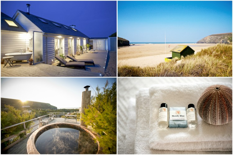 Sandcrest Cottage - Cornwall - Oliver's Travels