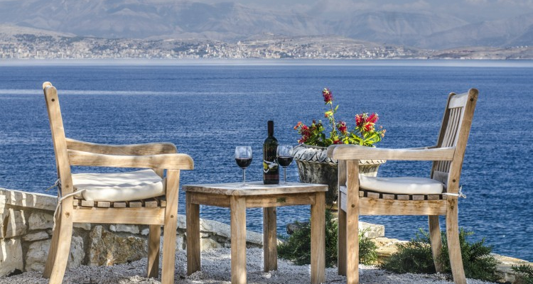 Villa Athina, Corfu