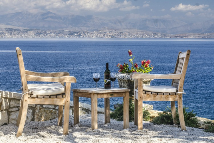 Villa Athina - Corfu - Oliver's Travels