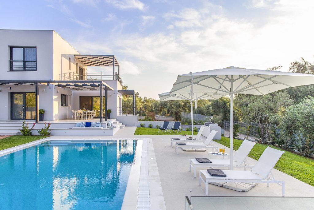 Villa Kanouli - Corfu - Oliver's Travels