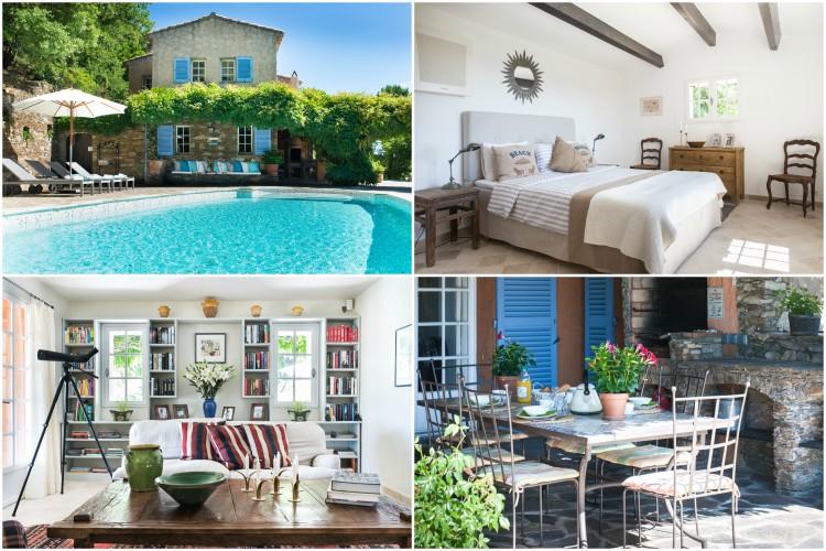 Villa La Garde - Cote d'Azur - Oliver's Travels