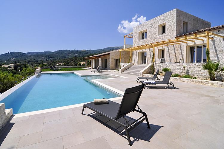 Villa Levante - Corfu - Oliver's Travels