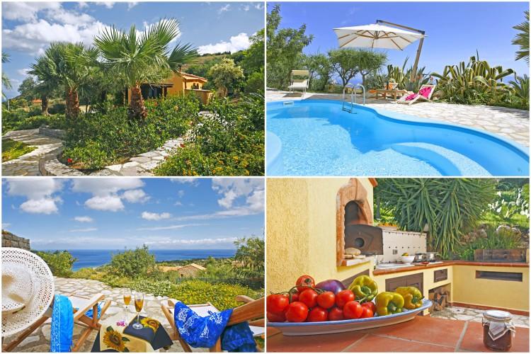 Villa Lorena - Sicily - Oliver's Travels