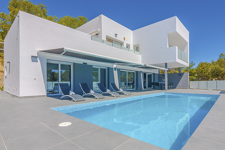 Villa Malono - Costa Blanca - Olivers Travel's