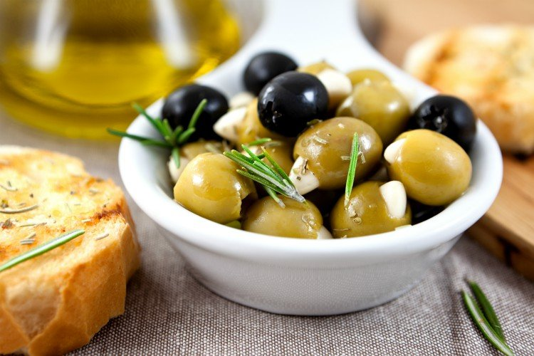 olivies for foodie corfu