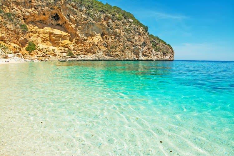 Cala Biriola, Sardinia