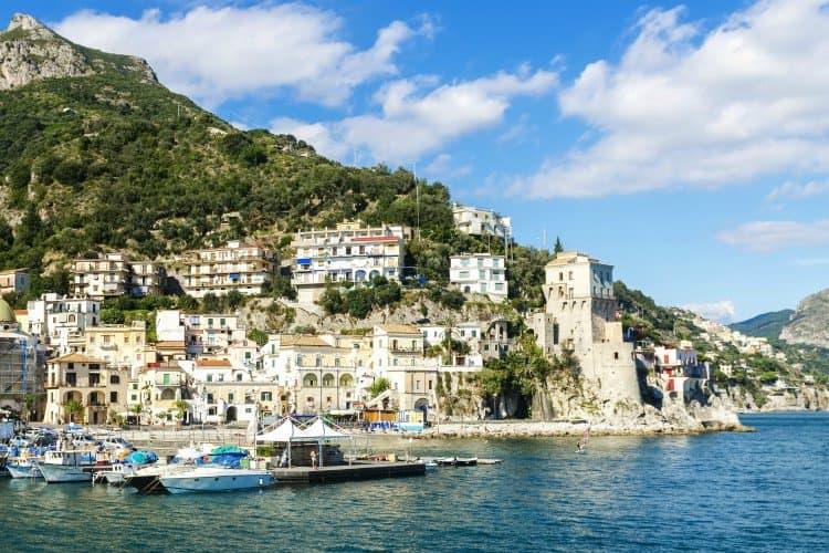 Marina di Cetara, Amalfi Coast