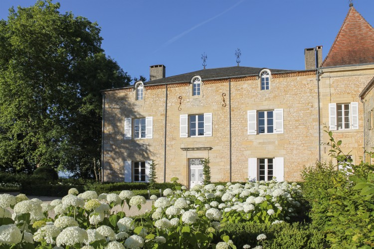 Chateau Granges Dans - Dorgdone - Oliver's Travels