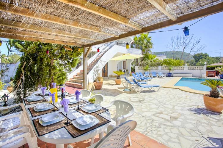 Villa Cossio - Costa Blanca - Oliver's Travels