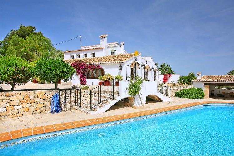 Villa La Chispa - Costa Blanca - Oliver's Travels