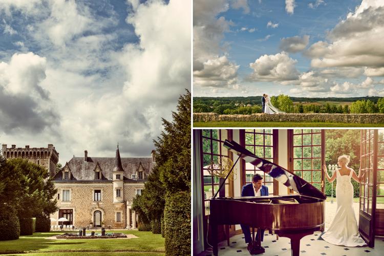 Chateau De La Croix, Vendee & Charente - Oliver's Travels