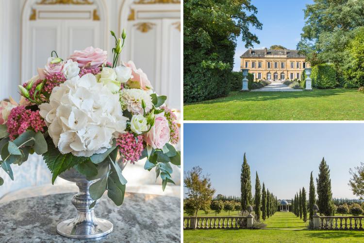Chateau Le Duc, Dordogne - Olivers Travels
