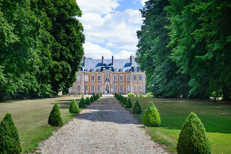 Chateau-Phlippe-De-Fay-Normandy-Olivers-Travels