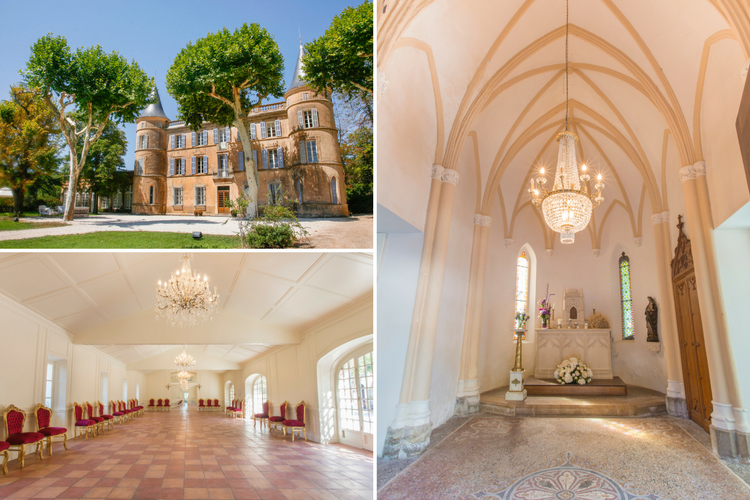 Chateau Villermaux, Provence - Oliver's Travels