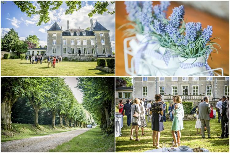 Chateau de La Belle - Vendee & Charente - Oliver's Travels