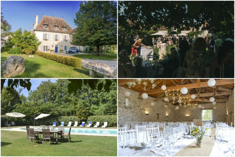 Dovecote Manoir - Dordogne - Olivers Travels