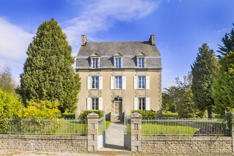 Maison Meneac - Brittany - Oliver's Travels