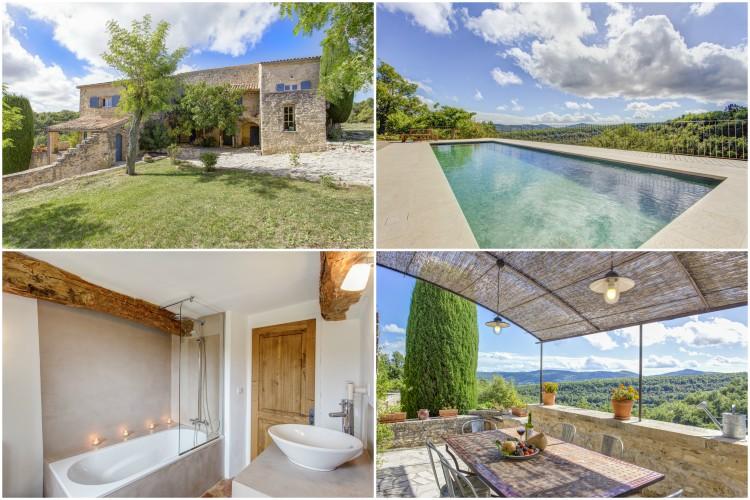 Maison Sebastian - Provence-Alpes - Oliver's Travels
