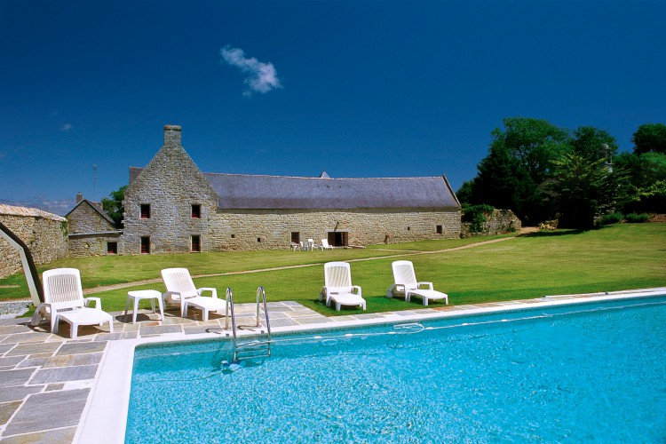 Manoir Audierne - Brittany - Oliver's Travels