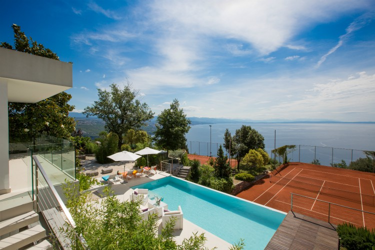 Villa Darya - Istria - Oliver's Travels