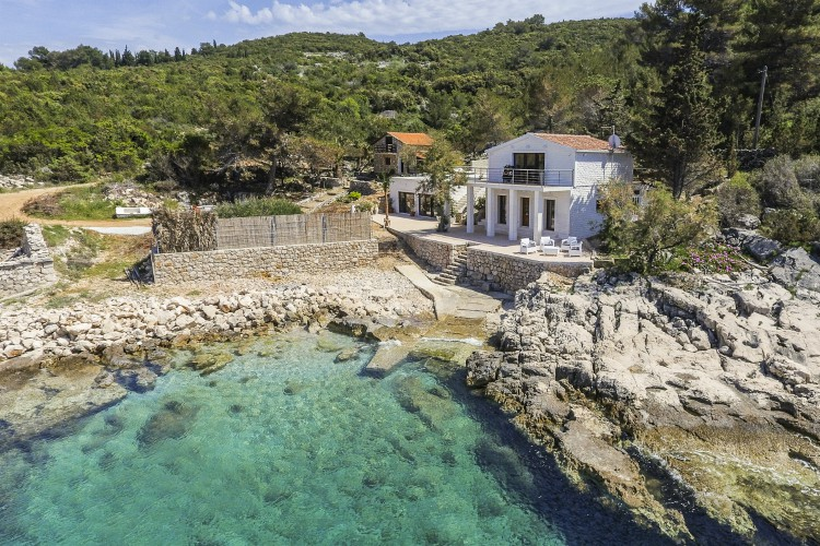 Villa Karmela - Dalmatia - Olivers Travels Villas in Croatia